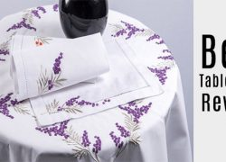 Best Tablecloths Reviews and Guide in 2019