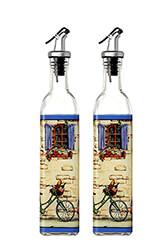 Juvale, Oil and Vinegar Dispenser Bestsalad oil holder