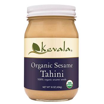 Kevala, Organic Sesame Tahini