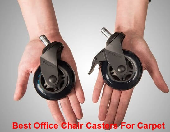Top 6 Office Chair Caster Wheels For Hardwood Floors 2020