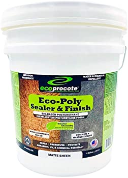 Eco-Poly Polyurethane Sealer & Floor Finish