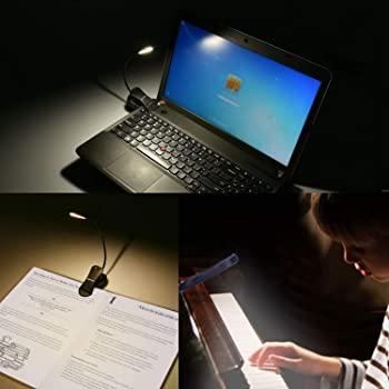 Merisky Clip-on Reading Light